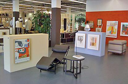 Galerie Mera - Le Corbusier - Ausstellung 2010