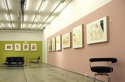 Galerie Mera - Le Corbusier - Architekturforum Zürich