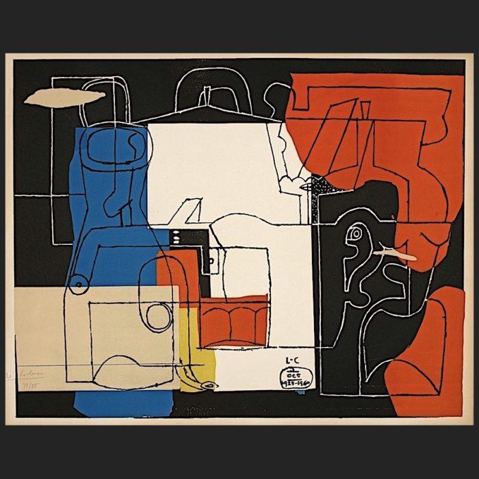 Le Corbusier | Bouteilles | art-LC