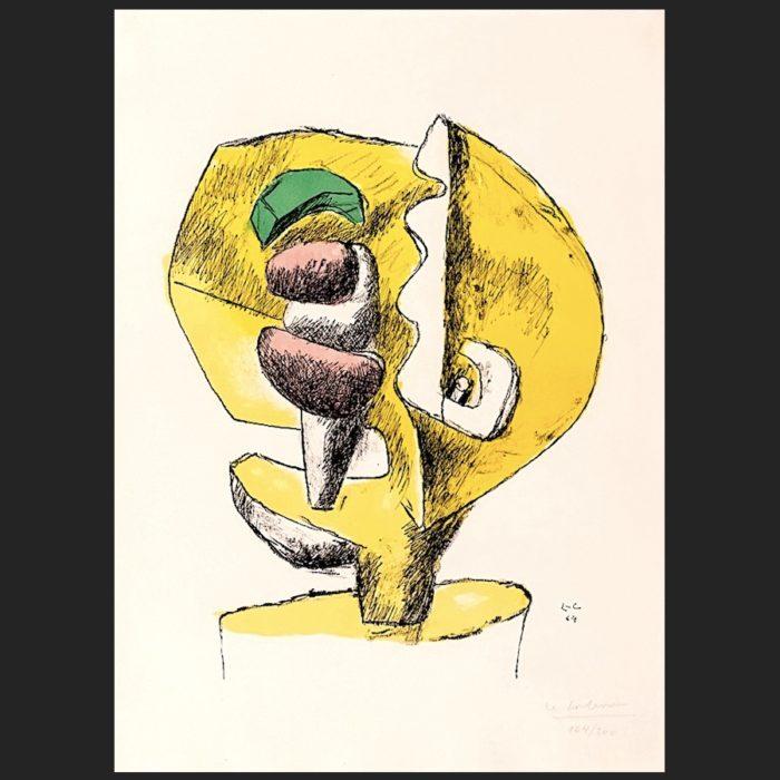 Le Corbusier | Etude de sculpture | art-LC