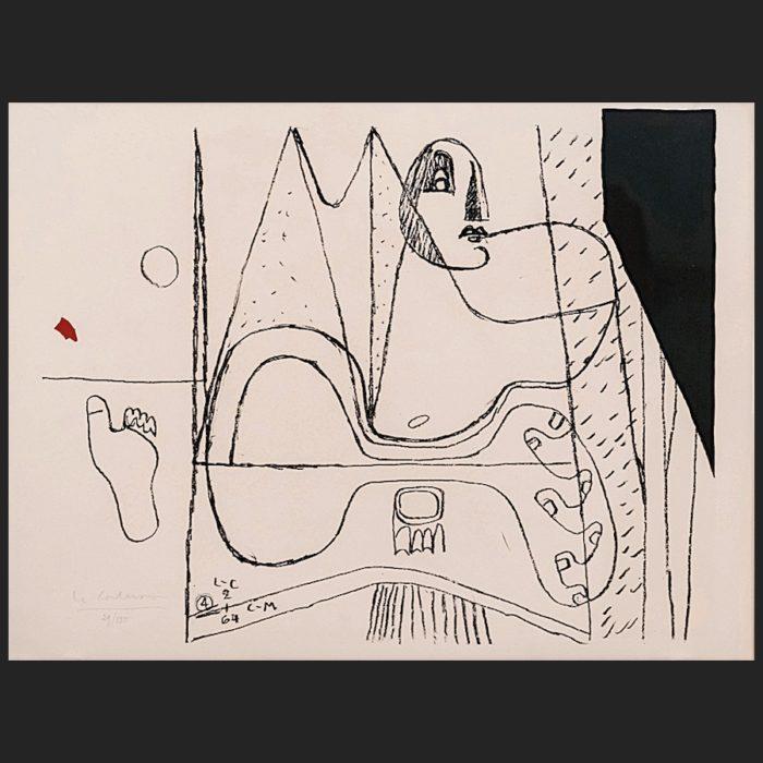 Le Corbusier | Icône 4 | art-LC