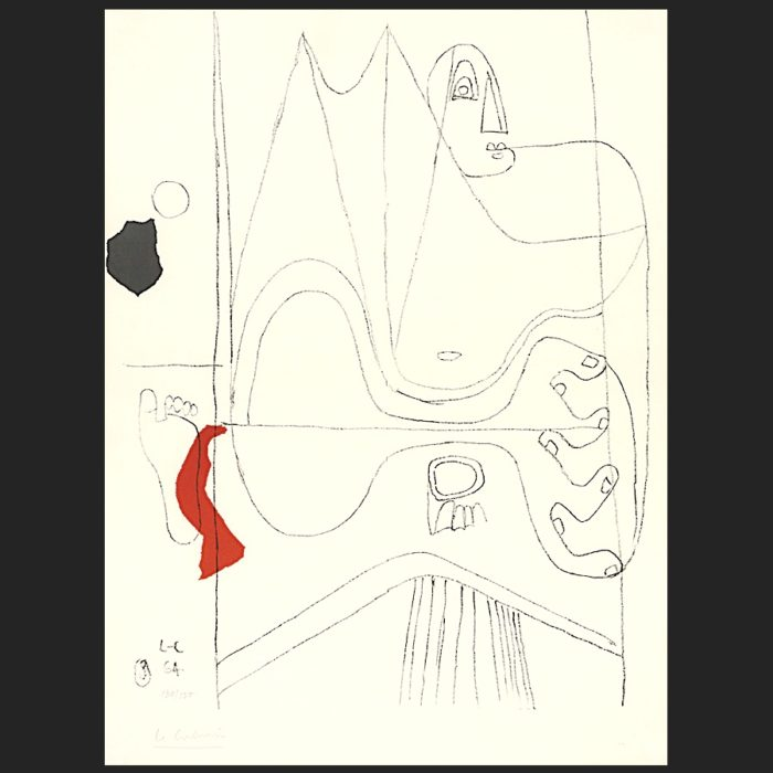 Le Corbusier | Icône 8 | art-LC