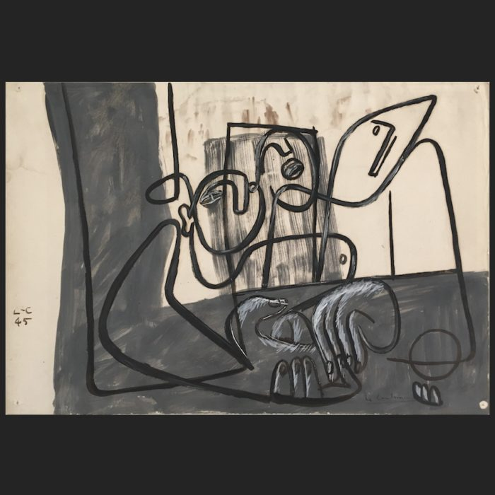 Le Corbusier | Les Mains | art-LC
