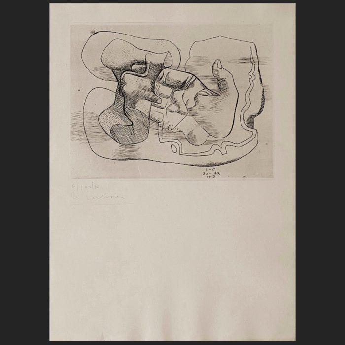 Le Corbusier | Main et silex | art-LC