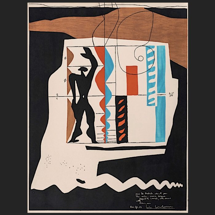 Le Corbusier | Modulor 1. Ed. | art-LC
