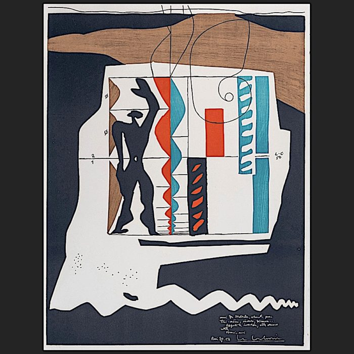 Le Corbusier | Modulor 2. Ed. | art-LC