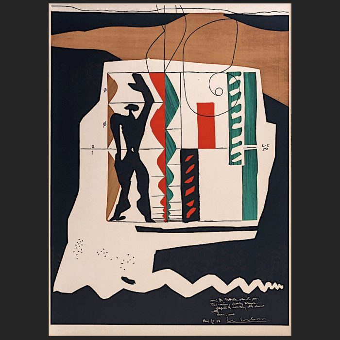 Le Corbusier | Modulor 3. Ed. | art-LC