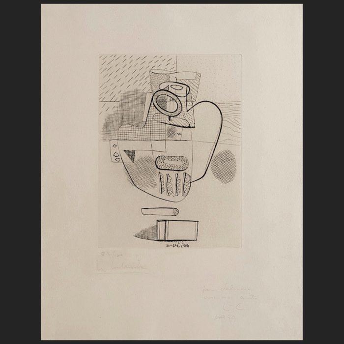 Le Corbusier | Nature Morte | art-LC