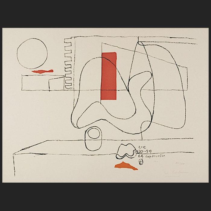 Le Corbusier | Os 2 | art-LC