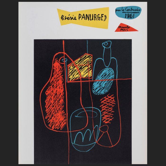 Le Corbusier | Portfolio Panurge Title | art-LC