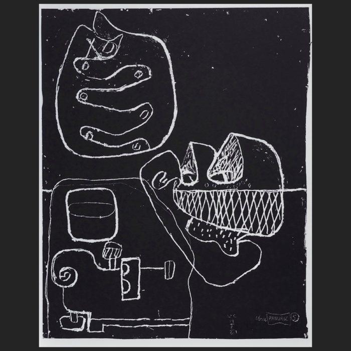 Le Corbusier | Portfolio Panurge sheet no. 5 | art-LC