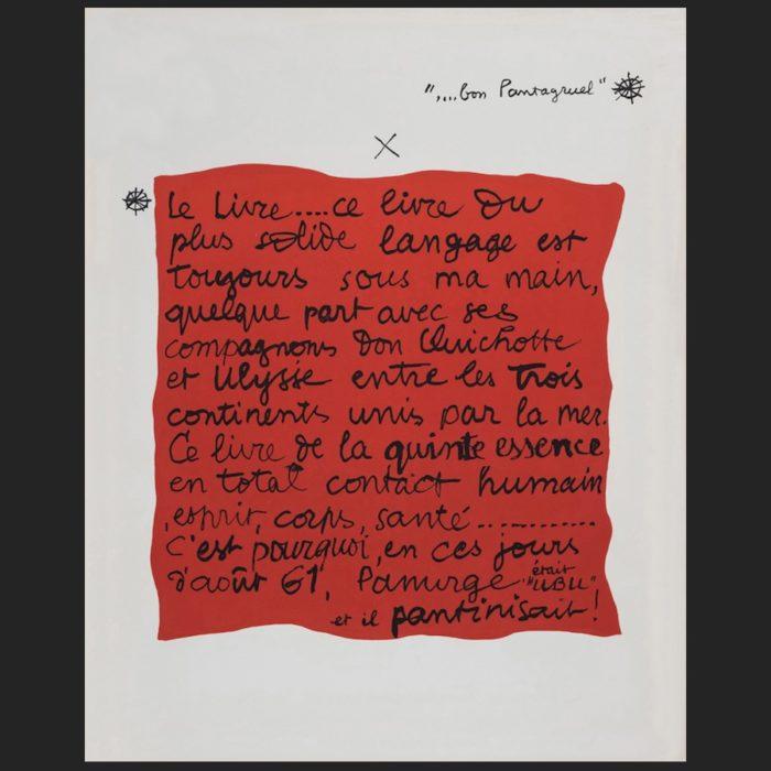 Le Corbusier | Portfolio Panurge text | art-LC