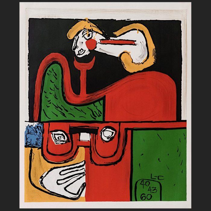 Le Corbusier | Portrait| art-LC