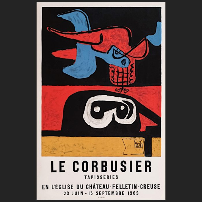 Le Corbusier | Poster Tapisseries 1963 | art-LC
