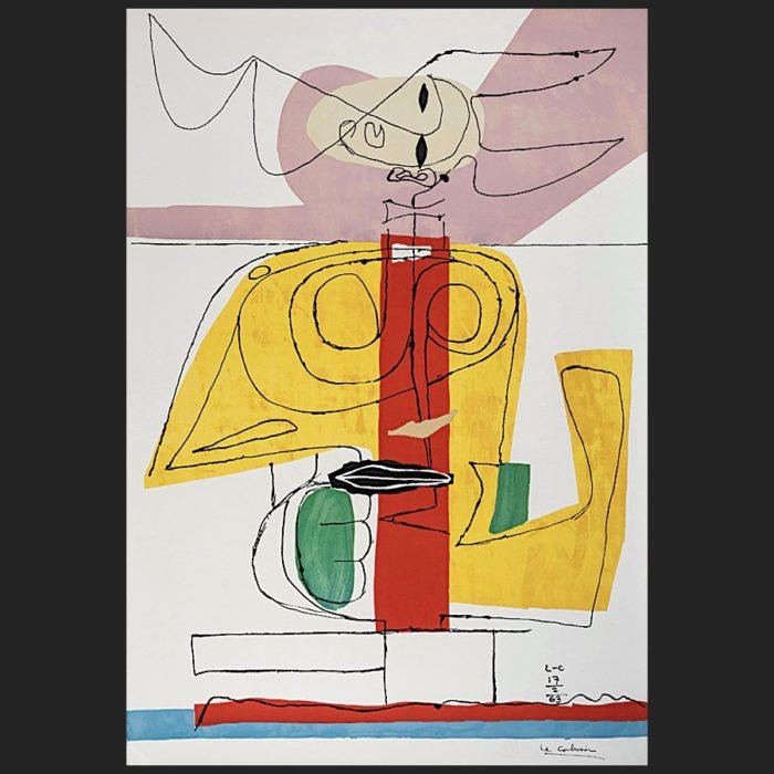 Le Corbusier | Taureau 1. Ed. | art-LC
