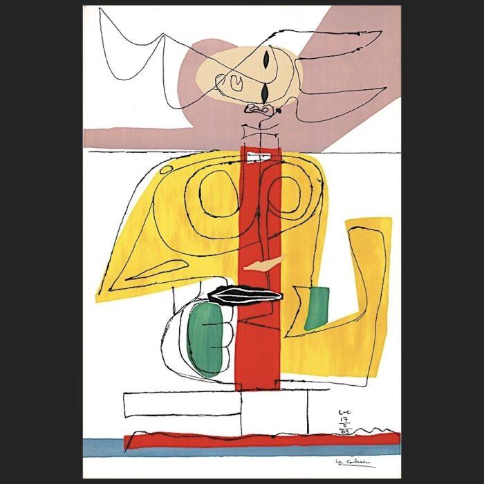 Le Corbusier | Taureau 2. Ed. | art-LC