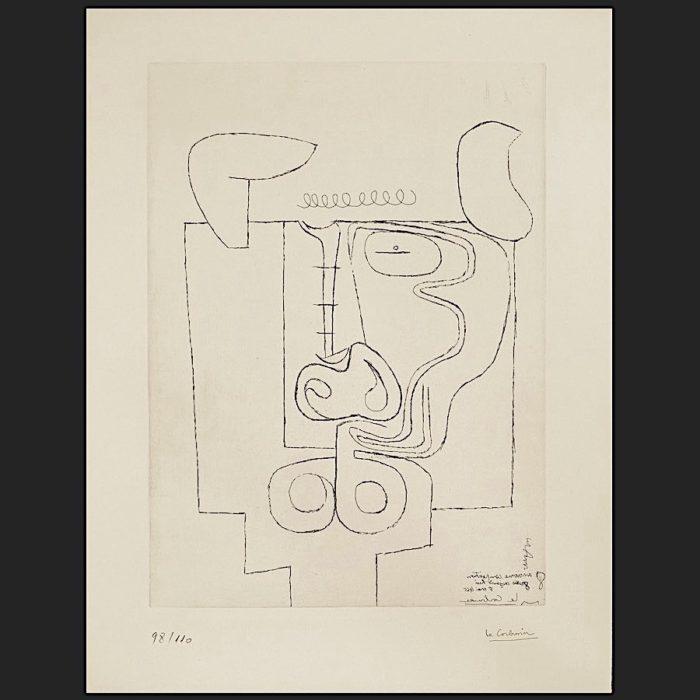 Le Corbusier | Taurus 1965 | art-LC