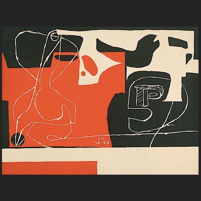 Le Corbusier | Les dés sont jetés | art-LC