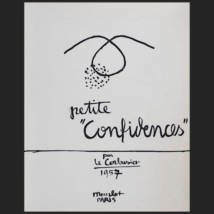 Le Corbusier | Portfolio Petite Confidences Title | art-LC