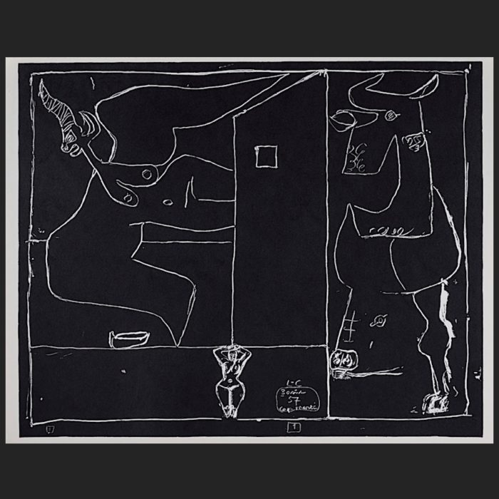 Le Corbusier | Portfolio Petite Confidences sheet no. 1 | art-LC
