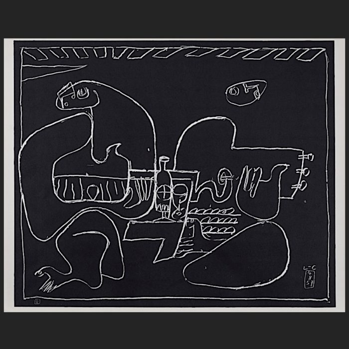 Le Corbusier | Portfolio Petite Confidences sheet no. 2 | art-LC