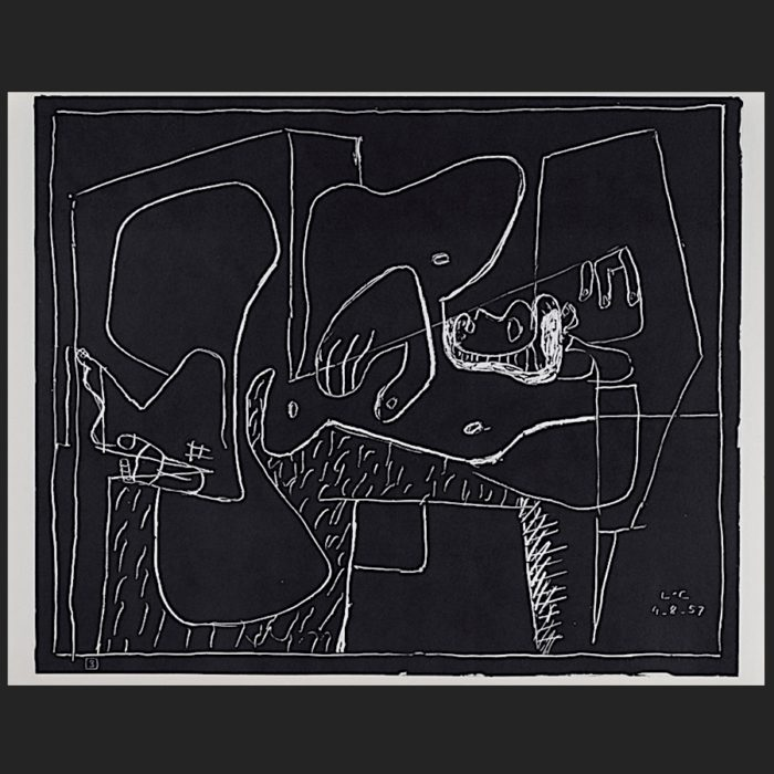 Le Corbusier | Portfolio Petite Confidences sheet no. 3 | art-LC
