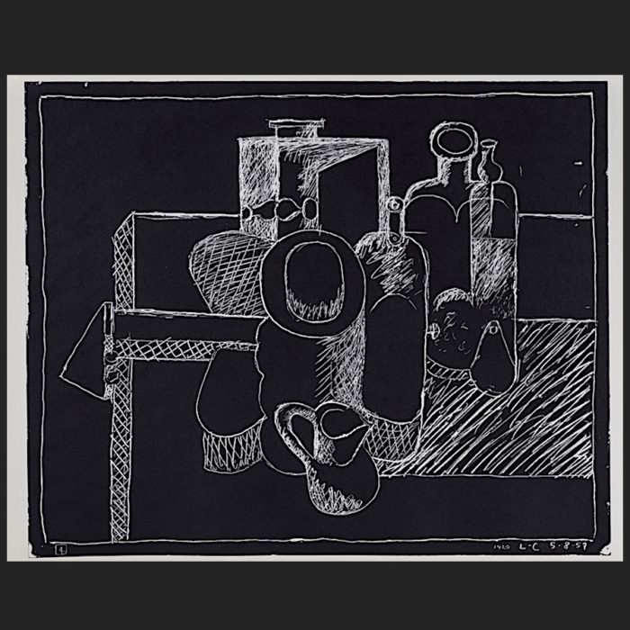 Le Corbusier | Portfolio Petite Confidences sheet no. 4 | art-LC