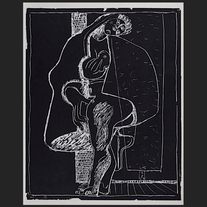 Le Corbusier | Portfolio Petite Confidences sheet no. 5 | art-LC