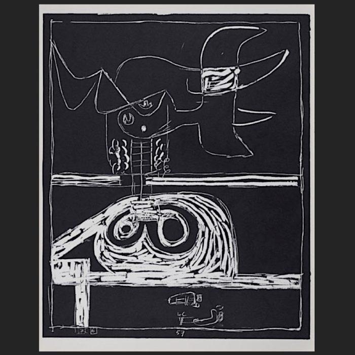 Le Corbusier | Portfolio Petite Confidences sheet no. 6 | art-LC