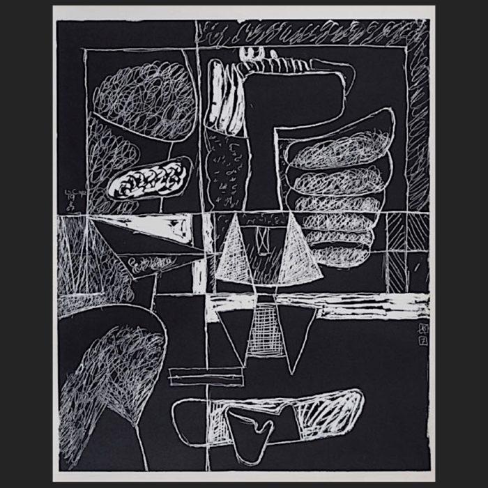 Le Corbusier | Portfolio Petite Confidences sheet no. 7 | art-LC