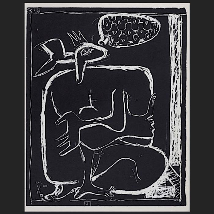 Le Corbusier | Portfolio Petite Confidences sheet no. 8 | art-LC