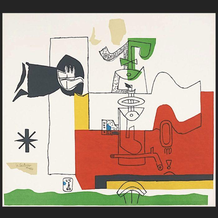Le Corbusier | Totem 2. Ed. | art-LC