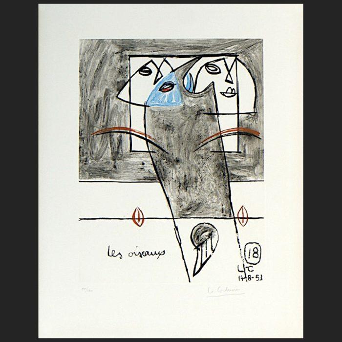 Le Corbusier | Unité 18 | art-LC