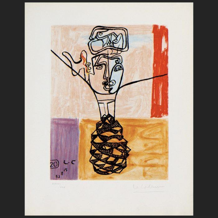 Le Corbusier | Unité 20 | art-LC